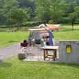 2004.07.24-25一番川オートキャンプ場